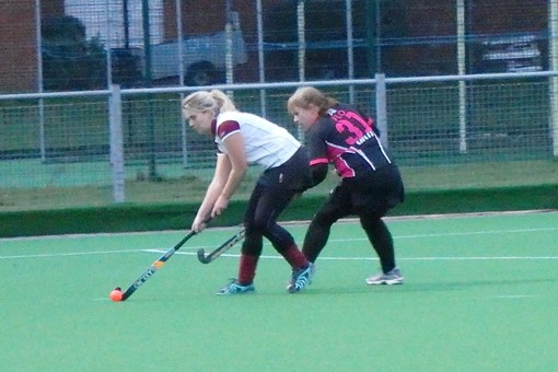 Ladies' 7s v Slough 4s 020