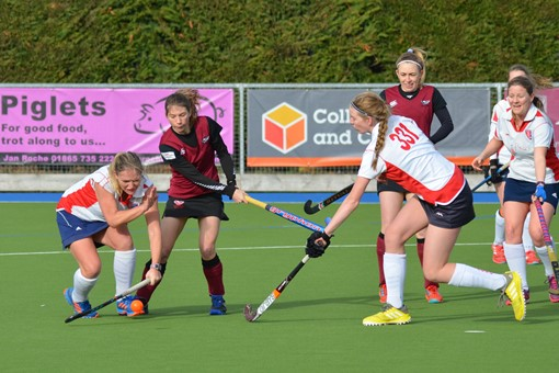 Ladies' 2s v Amersham & Chalfont 004