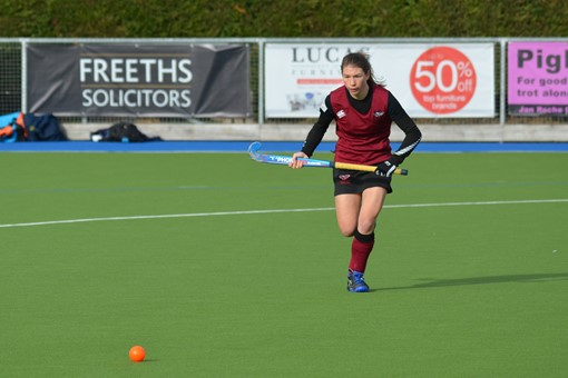 Ladies' 2s v Amersham & Chalfont 006