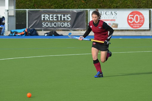 Ladies' 2s v Amersham & Chalfont 007