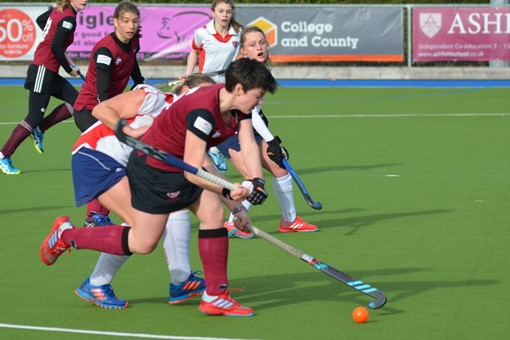 Ladies' 2s v Amersham & Chalfont 008