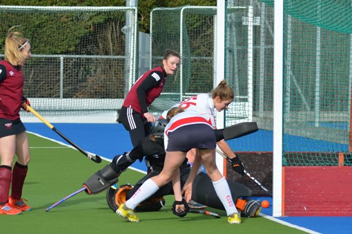Ladies' 2s v Amersham & Chalfont 011