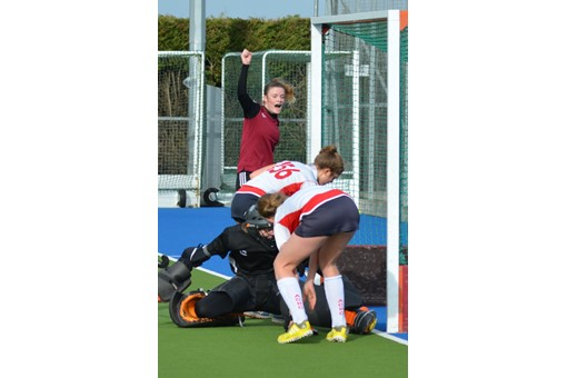 Ladies' 2s v Amersham & Chalfont 012