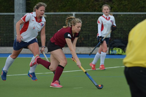 Ladies' 2s v Amersham & Chalfont 015