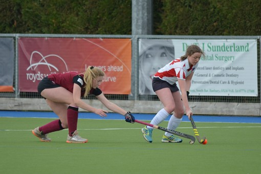 Ladies' 2s v Amersham & Chalfont 016