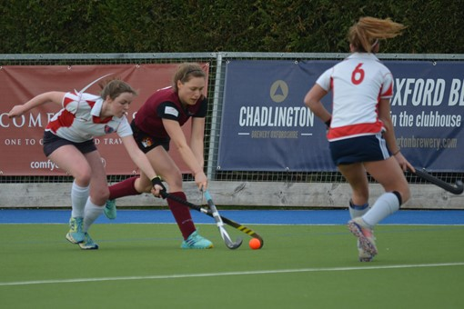 Ladies' 2s v Amersham & Chalfont 018