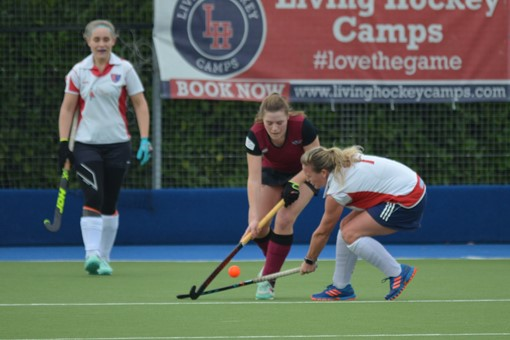 Ladies' 2s v Amersham & Chalfont 019