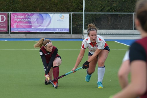 Ladies' 2s v Amersham & Chalfont 020