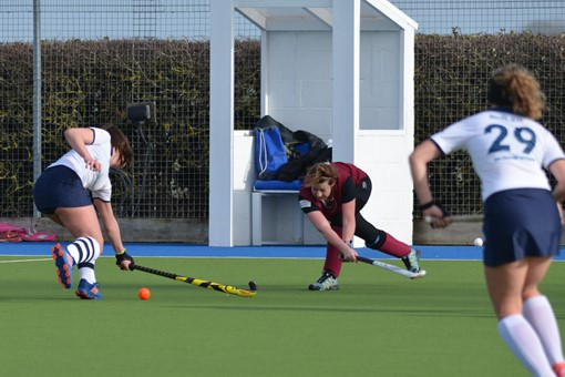 Ladies' 4s v Oxford University 2s 001