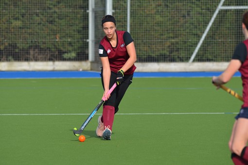 Ladies' 4s v Oxford University 2s 002