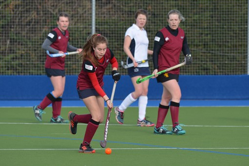 Ladies' 4s v Oxford University 2s 005