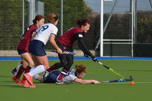 Ladies' 4s v Oxford University 2s 007