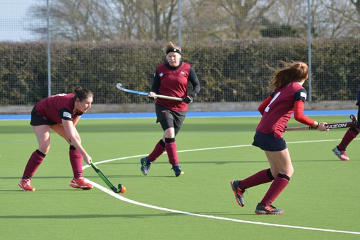 Ladies' 4s v Oxford University 2s 009