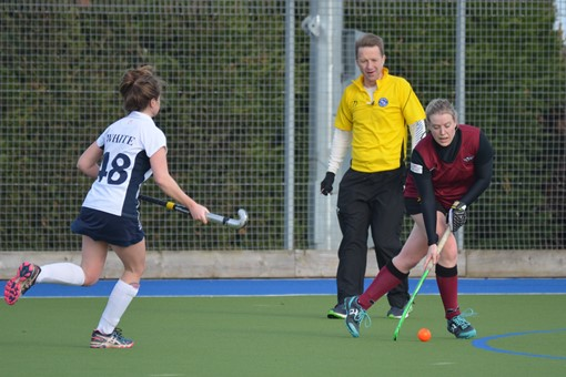 Ladies' 4s v Oxford University 2s 010
