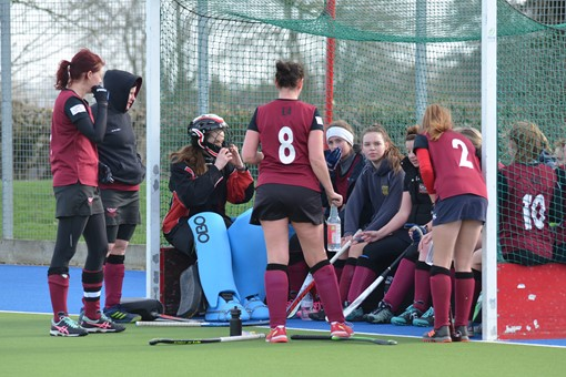 Ladies' 4s v Oxford University 2s 011
