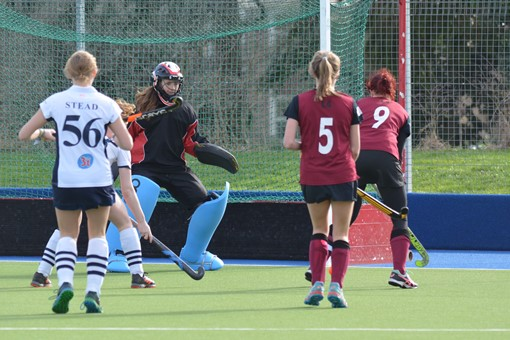 Ladies' 4s v Oxford University 2s 012