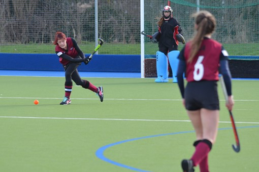 Ladies' 4s v Oxford University 2s 014