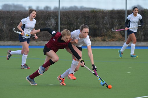 Ladies' 4s v Oxford University 2s 015
