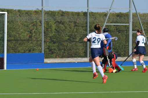 Ladies' 4s v Oxford University 2s 016