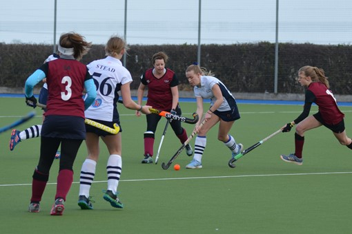 Ladies' 4s v Oxford University 2s 020