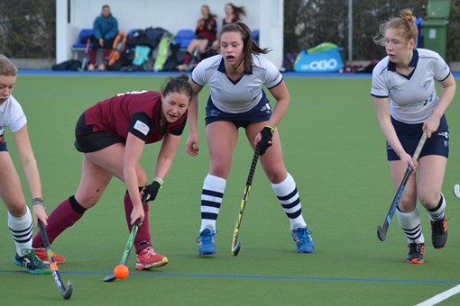 Ladies' 4s v Oxford University 2s 021