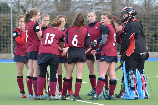 Ladies' 4s v Oxford University 2s 023