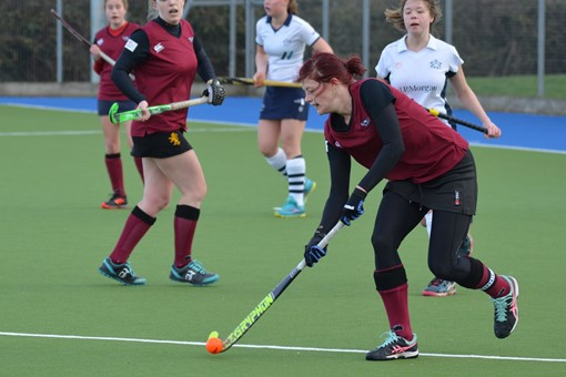 Ladies' 4s v Oxford University 2s 025