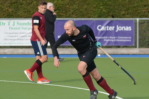 Men's 2s v Amersham & Chalfont 001