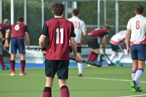 Men's 2s v Amersham & Chalfont 007