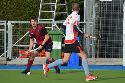 Men's 2s v Amersham & Chalfont 009