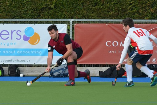 Men's 2s v Amersham & Chalfont 011