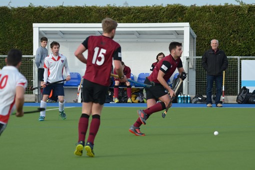 Men's 2s v Amersham & Chalfont 012