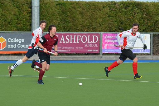 Men's 2s v Amersham & Chalfont 014