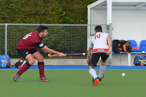 Men's 2s v Amersham & Chalfont 015