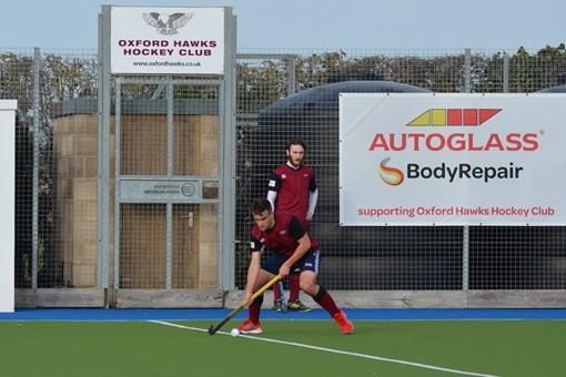 Men's 2s v Amersham & Chalfont 017