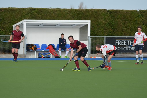 Men's 2s v Amersham & Chalfont 018