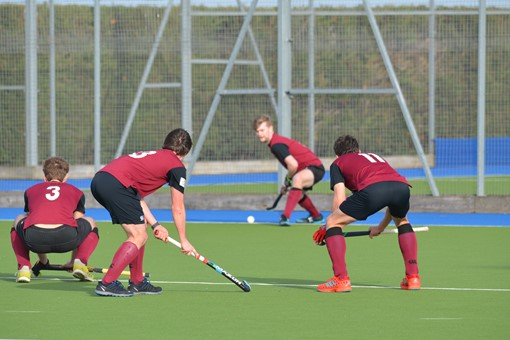 Men's 2s v Amersham & Chalfont 019