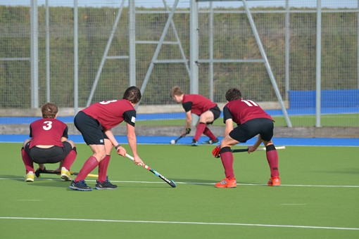 Men's 2s v Amersham & Chalfont 020