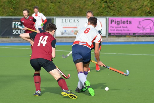 Men's 2s v Amersham & Chalfont 025
