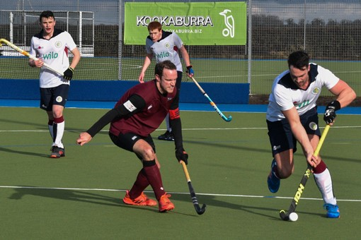 Men's 1s v Olton & West Warwickshire 001