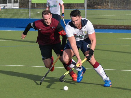 Men's 1s v Olton & West Warwickshire 002