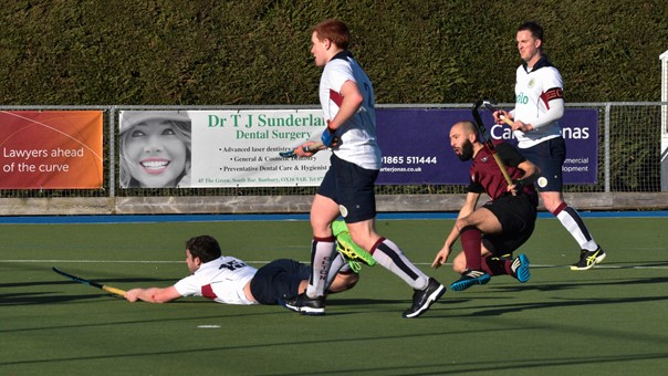 Men's 1s v Olton & West Warwickshire 009