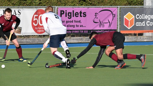 Men's 1s v Olton & West Warwickshire 011