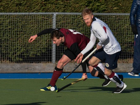 Men's 1s v Olton & West Warwickshire 012