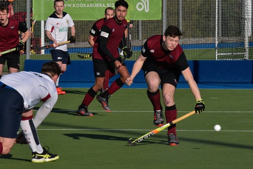 Men's 1s v Olton & West Warwickshire 020
