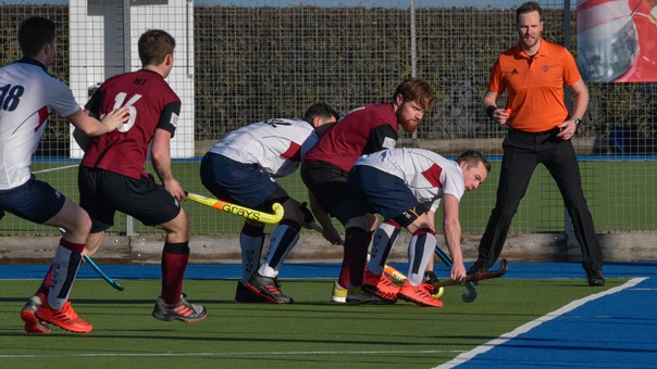 Men's 1s v Olton & West Warwickshire 024