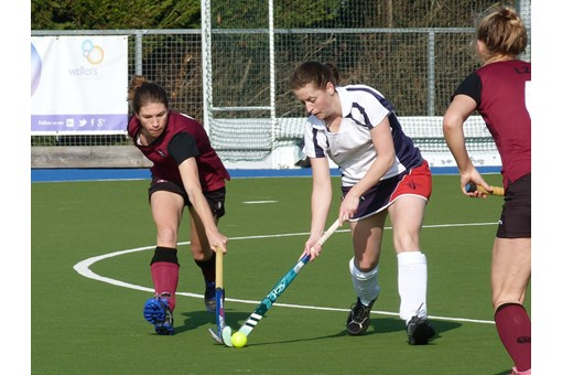 Ladies' 2s v Banbury Ladies' 1s 003
