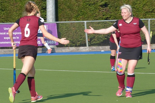 Ladies' 2s v Banbury Ladies' 1s 018