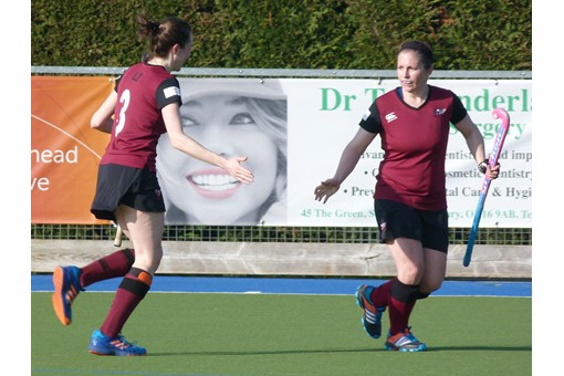 Ladies' 2s v Banbury Ladies' 1s 021