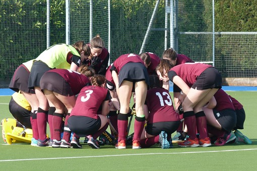 Ladies' 1s v Barnes 002